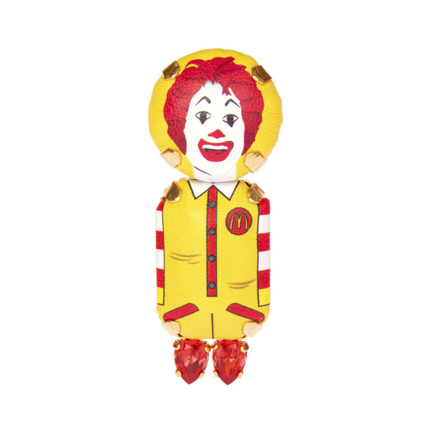 BROOCH-RONALD