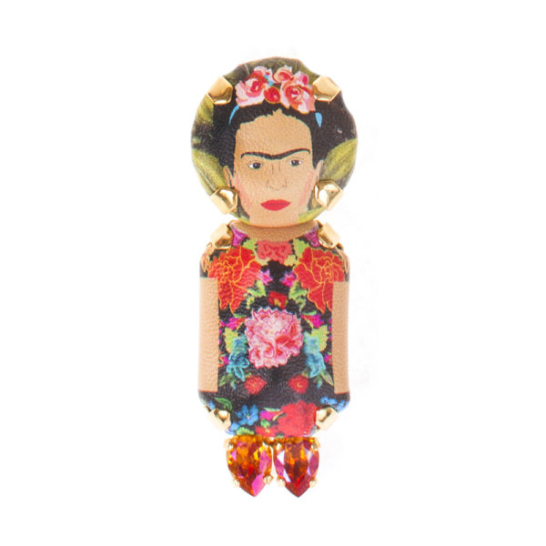 frida-brooch