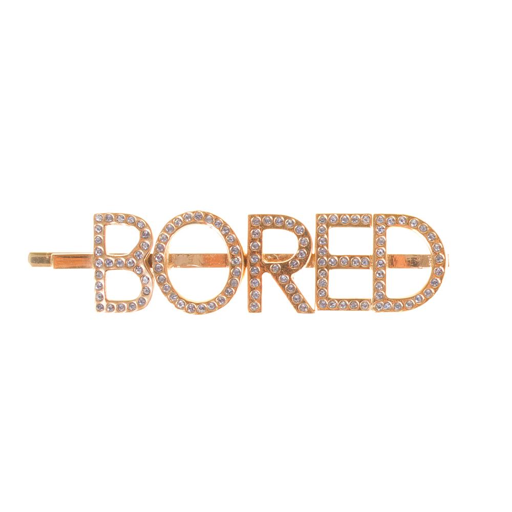 Barrette Bored
