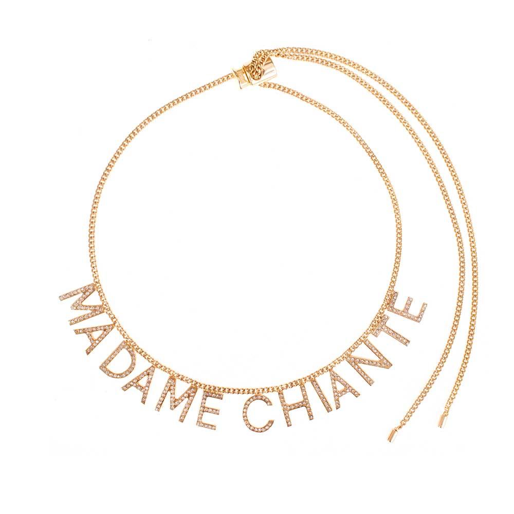 Madame Chiante Necklace
