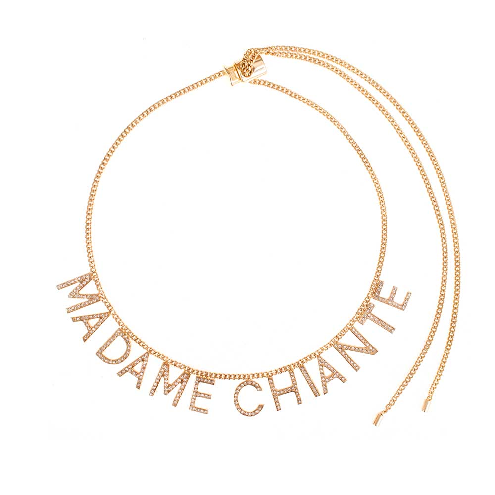 Collier Madame Chiante