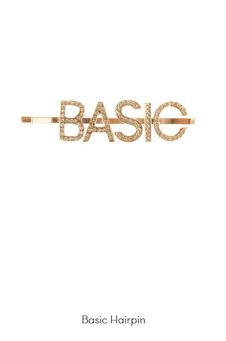 Basic Hairpin