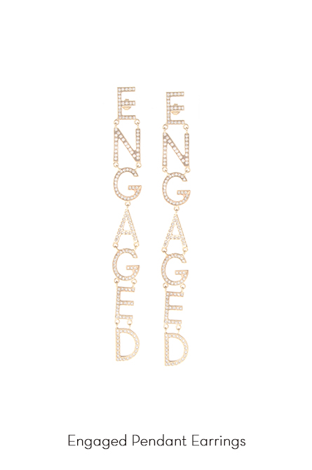 Engaged Earrings