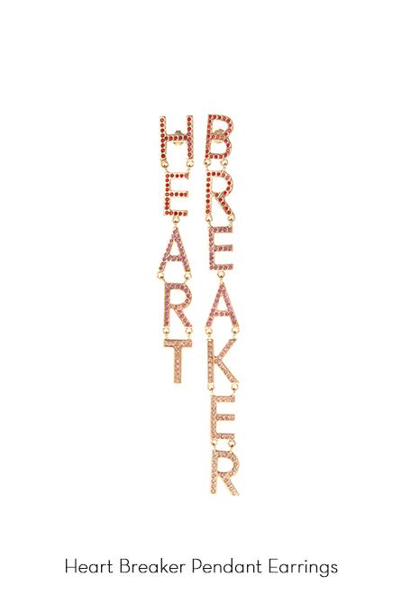 Heart Breaker Earrings
