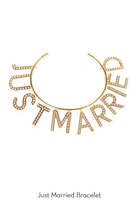Just Married Bracelet