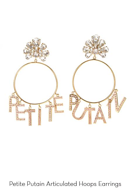Petite Putain Hoops Earrings