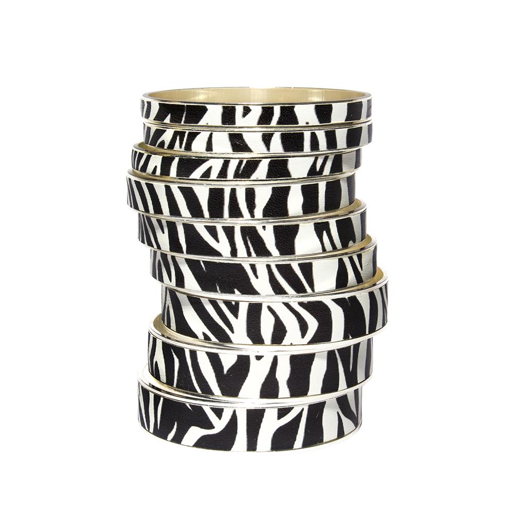 Manchette Zebra