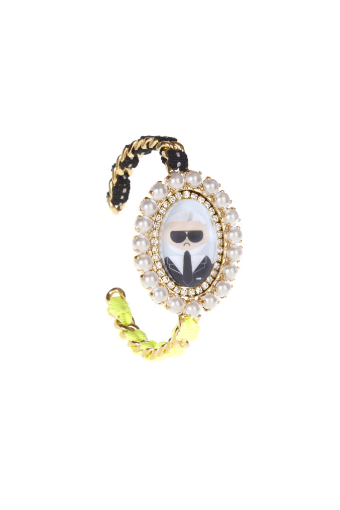 Bracelet Karl Camé