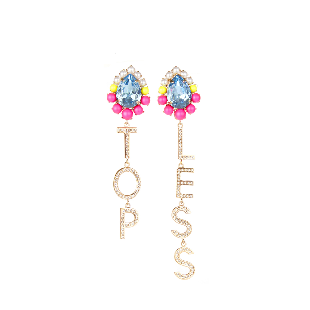 Topless Earrings