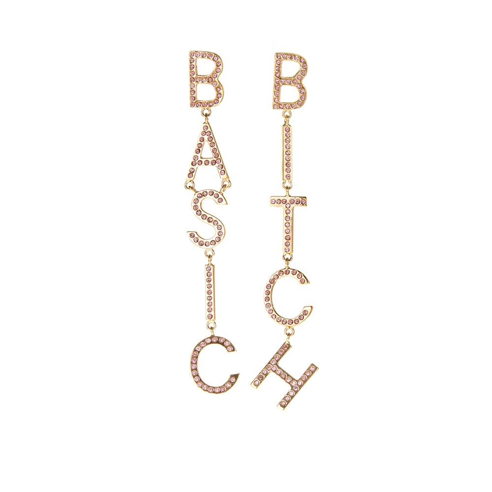 Basic bitch earrings