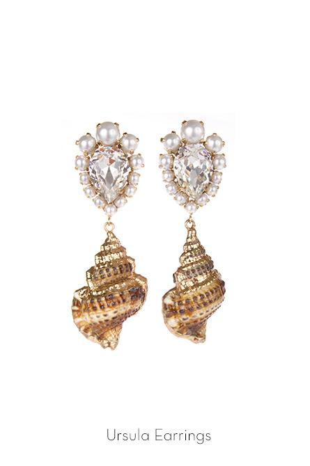ursula earring