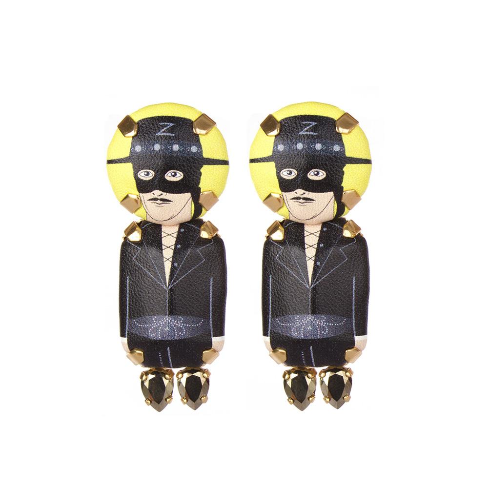 Zorro earrings