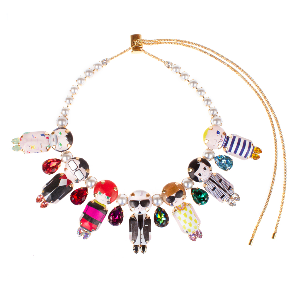 Collier Dress Me Family