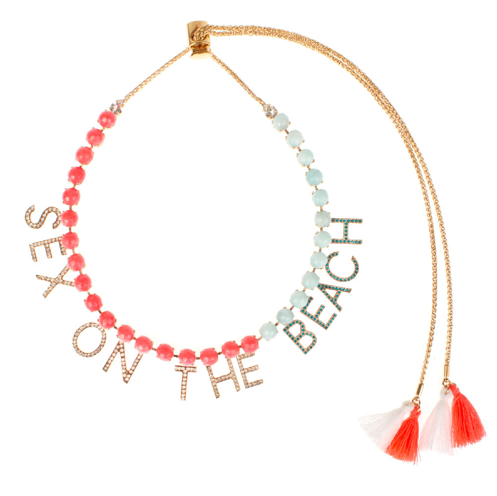 Sex On The Beach Collier