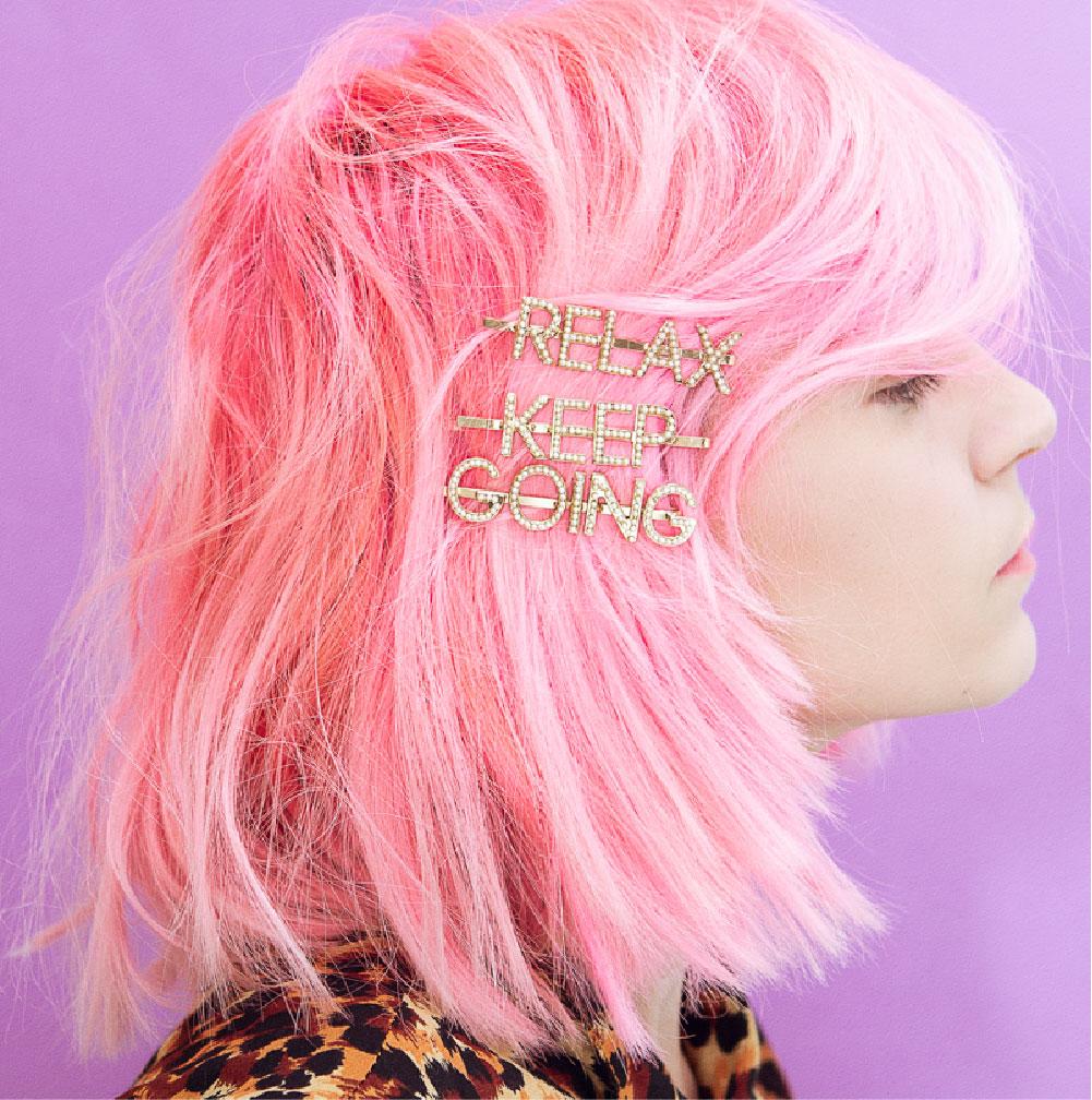 Keep going Hairpins
