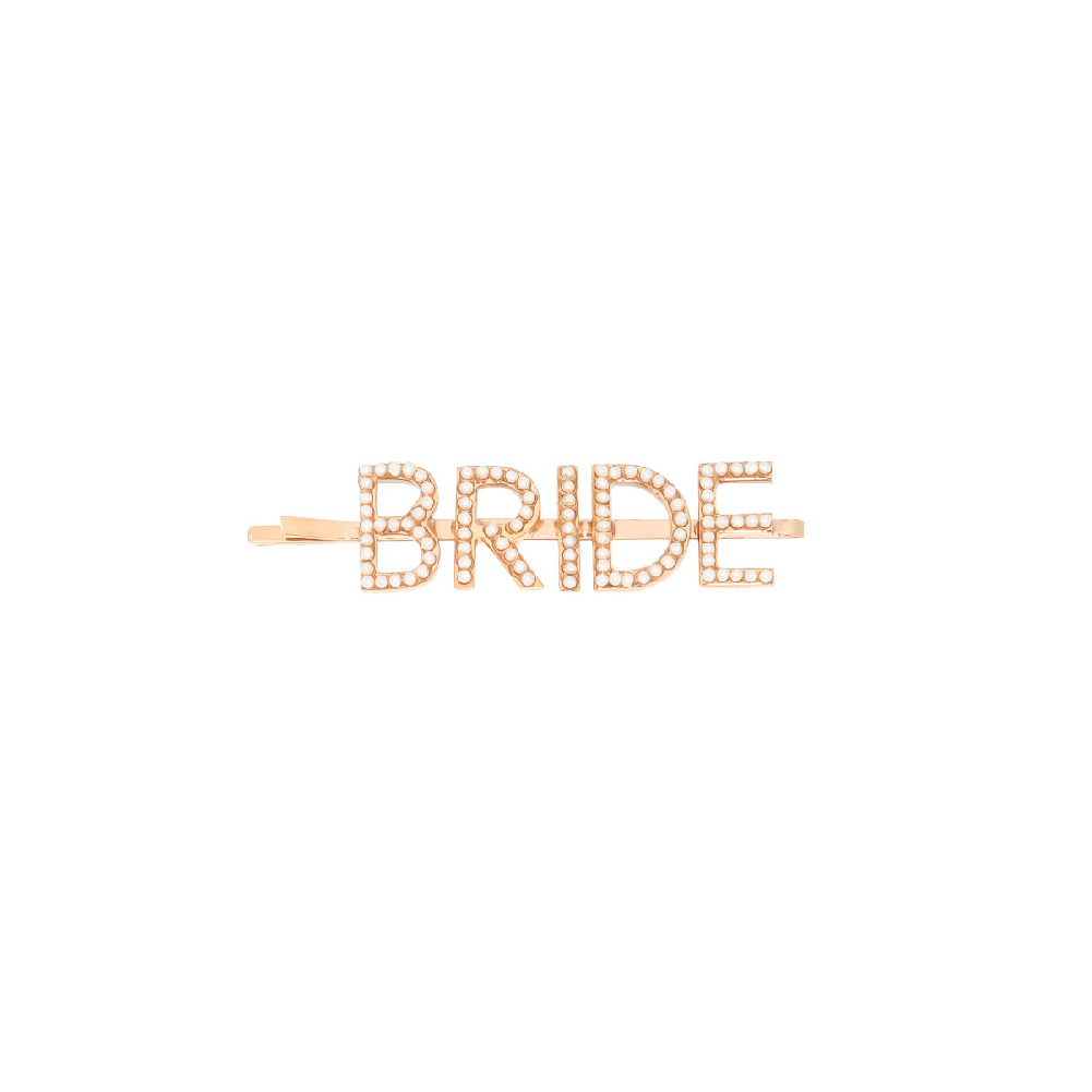 Barrette Bride