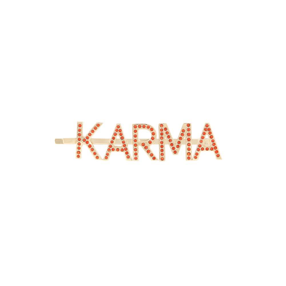 Karma hairpin
