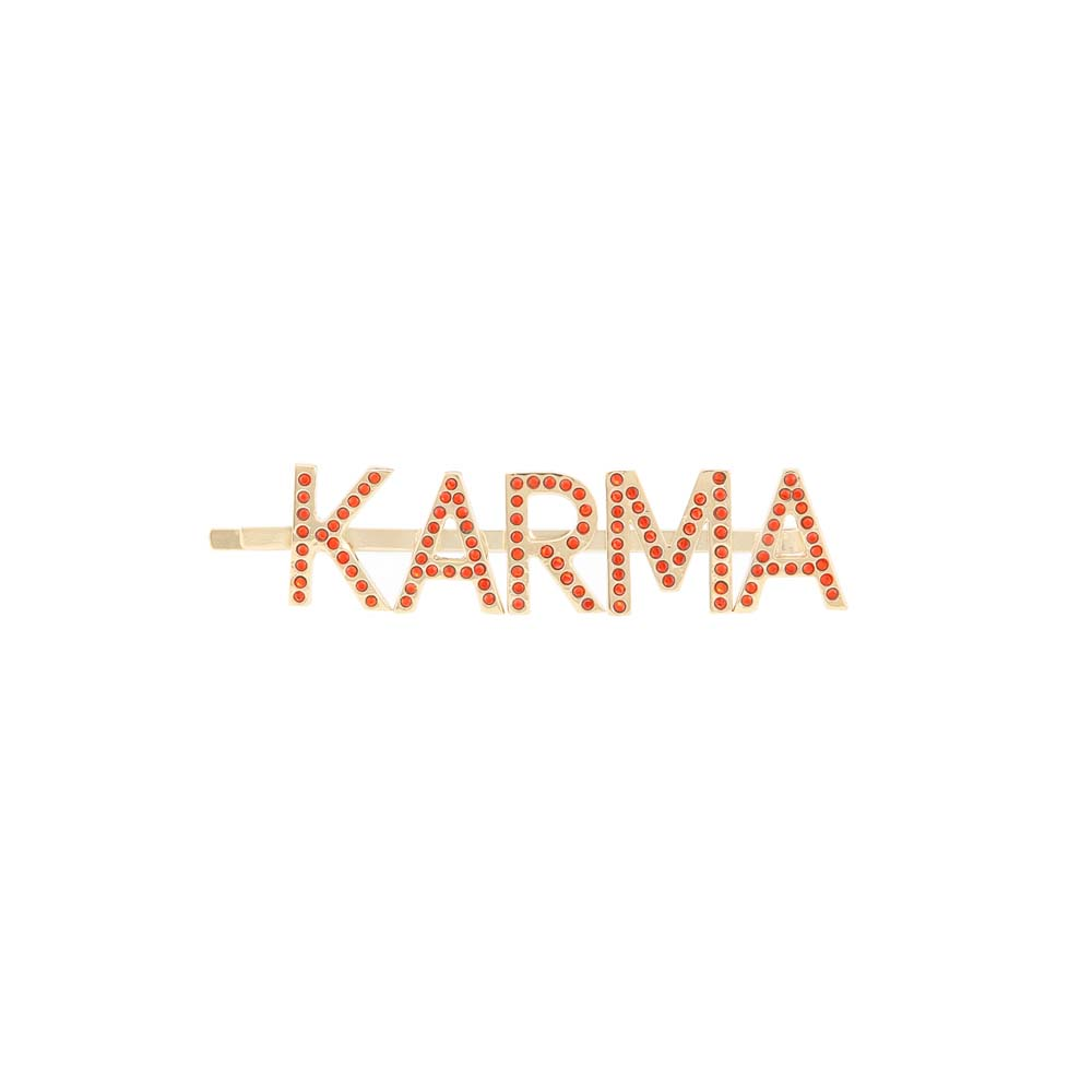 Barrette Karma