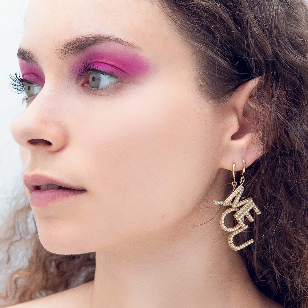 Me & You earrings